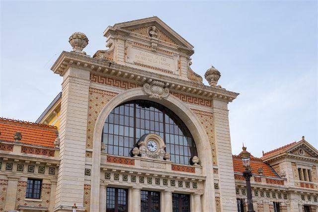 Francia Niza Marche Liberation Gare Sud