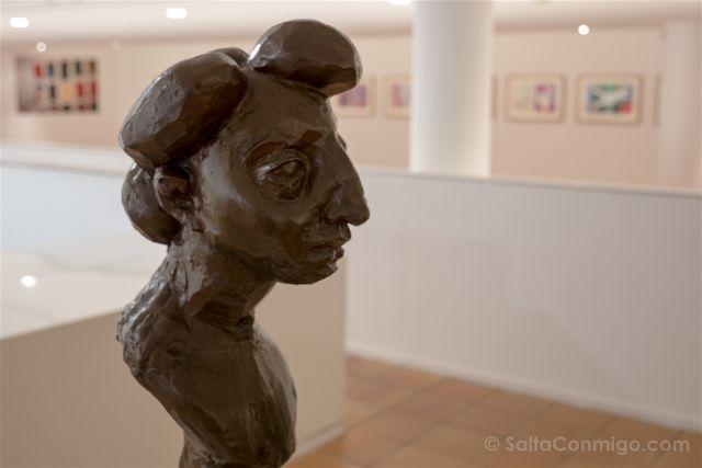Francia Niza Museo Matisse Escultura
