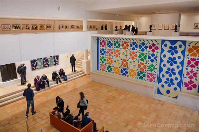 Francia Niza Museo Matisse Panorama