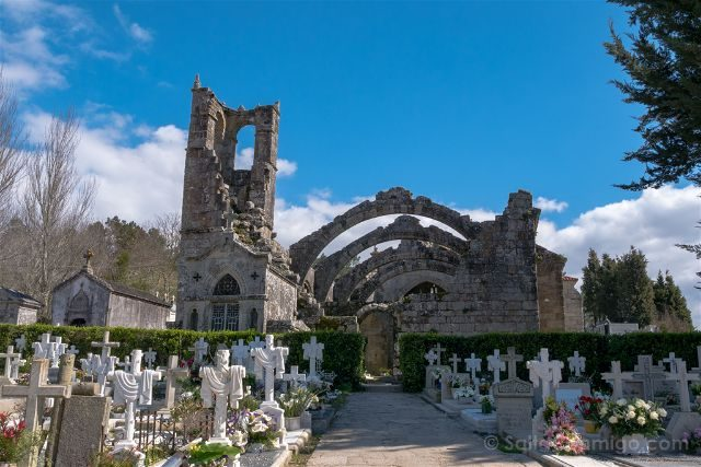 Galicia Pontevedra Rias Baixas Cambados Santa Mariña Dozo