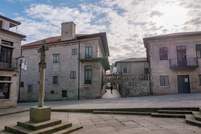 Galicia Pontevedra Rias Baixas Casco