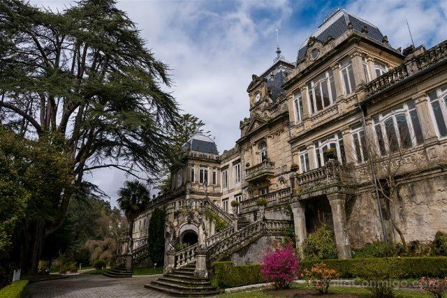 Galicia Pontevedra Rias Baixas Pazo Lourizan