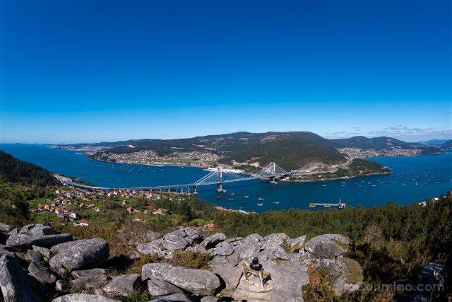 Galicia Pontevedra Rias Baixas Redondela Mejor Banco Mundo Vista