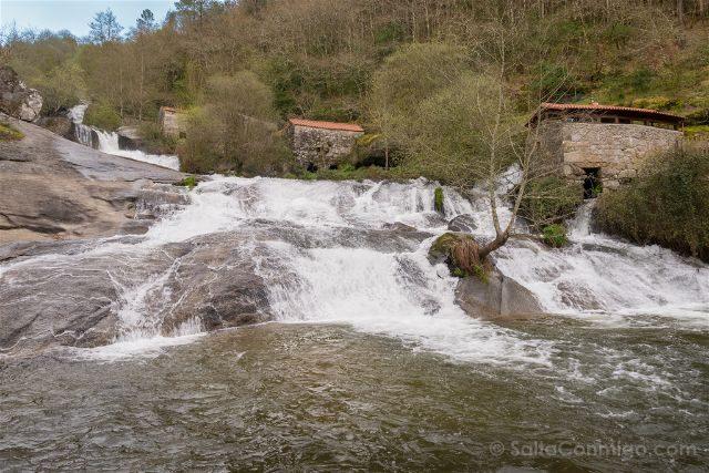 Galicia Pontevedra Rias Baixas Rio Barosa