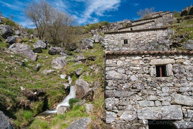 Galicia Rias Baixas Ruta Muíños do Folón e do Picón