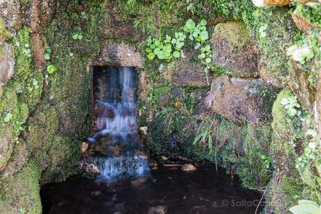Galicia Rias Baixas Ruta Muíños do Folón e do Picón Agua