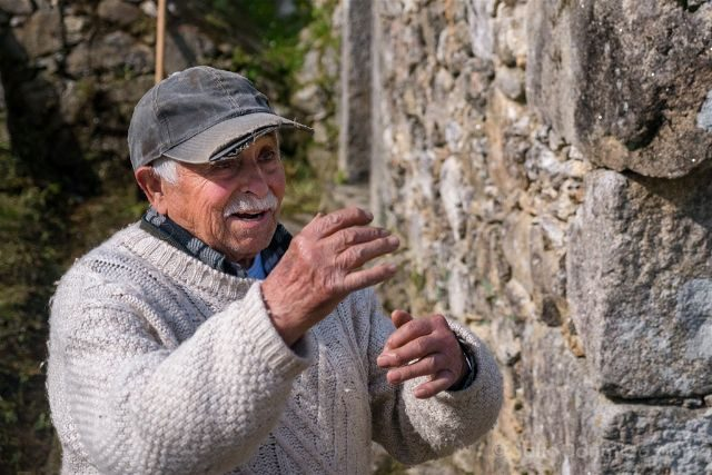 Galicia Rías Baixas Muíños do Folón e do Picón Don Nemesio