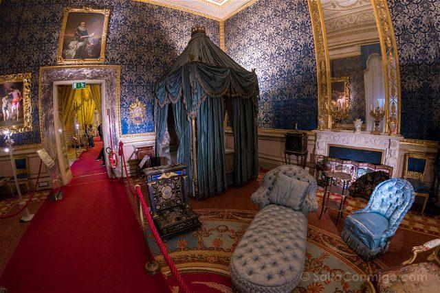 Italia Florencia Galeria Palatina Apartamento Real
