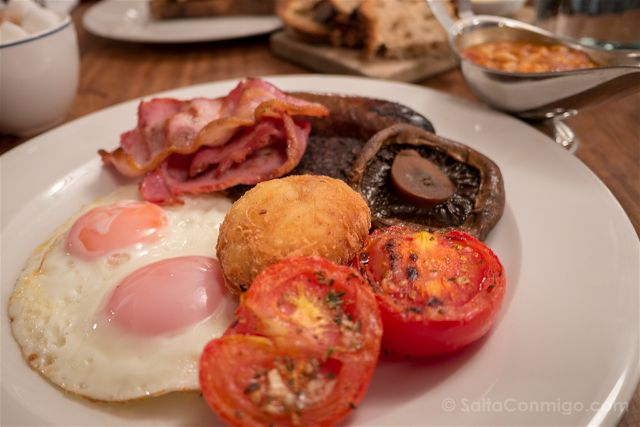 Reino Unido Londres English Breakfast
