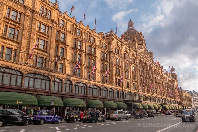 Reino Unido Londres Harrods