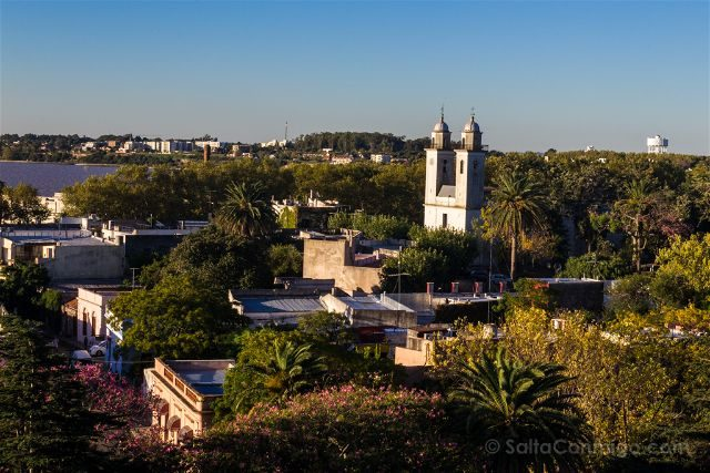 Uruguay Colonia del Sacramento Faro Vista