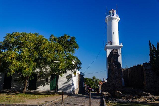 Uruguay Colonia del Sacramento Faro