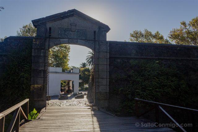 Uruguay Colonia del Sacramento Puerta Campo