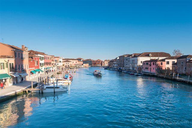 Venecia Murano Gran Canal