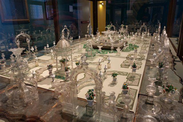 Venecia Murano Museo Vetro Cristal Jardin