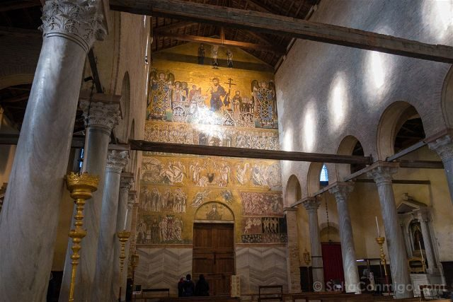 Venecia Torcello Basilica Santa Maria Assunta Juicio Universal