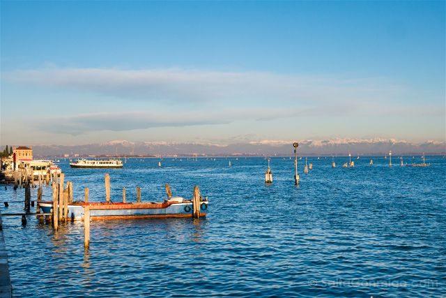 Venecia Vaporetto Fondamenta Nuove