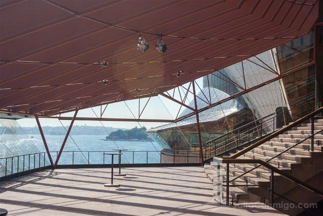 Australia Sidney Opera Interior