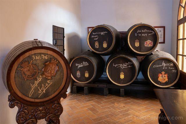 Cordoba Montilla Casa Museo Inca Garcilaso Toneles Reales