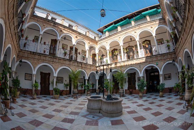Cordoba Montilla Colegio Asuncion Patio