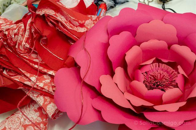 Cordoba Montilla Cruces Flores Banderines