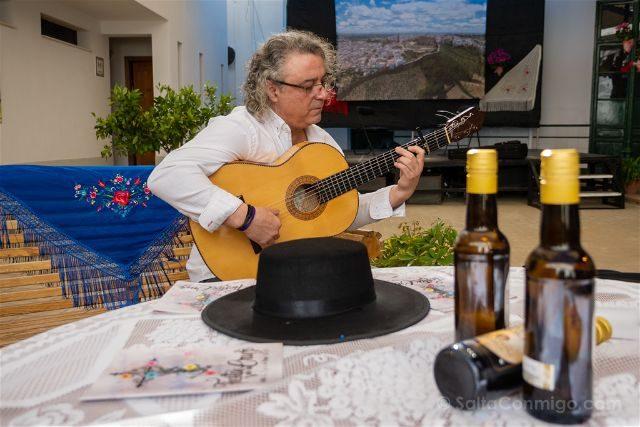 Cordoba Montilla Cruces Guitarra Flamenca
