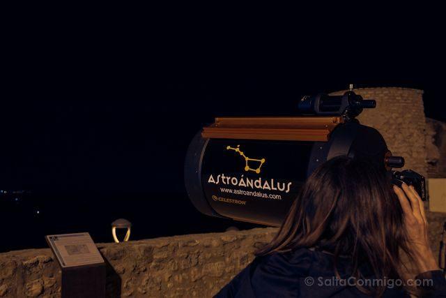 Cordoba Montilla Patios Bodega AstroAndalus Telescopio