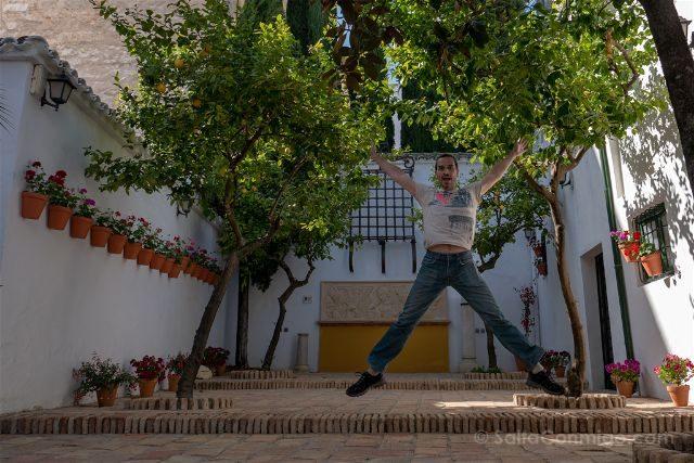 Cordoba Montilla Ven Patios Casa Inca Garcilaso Vega Salto