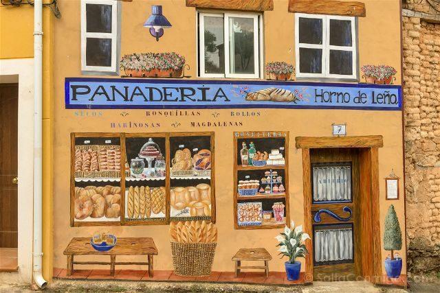 Guadalajara Trampantojos Moranchel Panadería