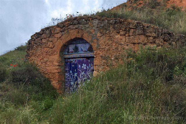 Guadalajara Trampantojos Moranchel Puerta Bodega