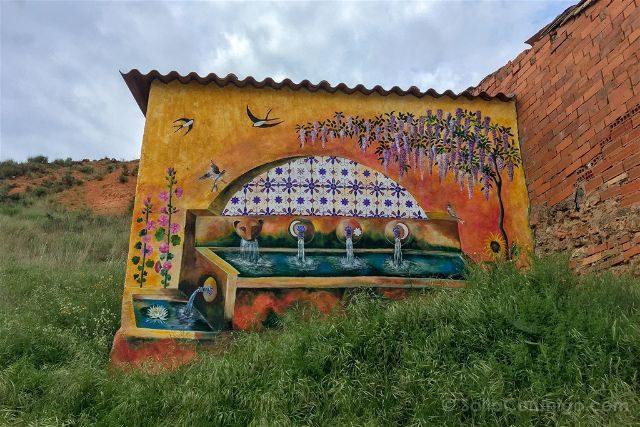 Guadalajara Trampantojos Moranchel Fuente Deseos