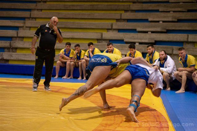 Las Palmas de Gran Canaria Lucha Canaria
