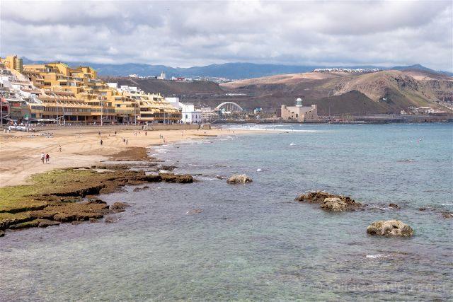 Las Palmas de Gran Canaria Playa Las Canteras Auditorio Alfredo Kraus