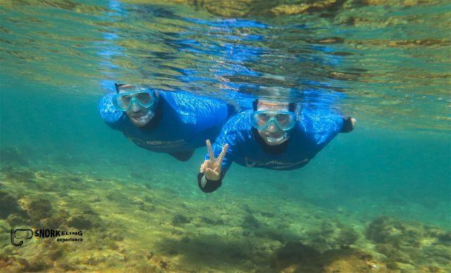 Las Palmas de Gran Canaria Playa Las Canteras Snorkeling Adventure Saludo