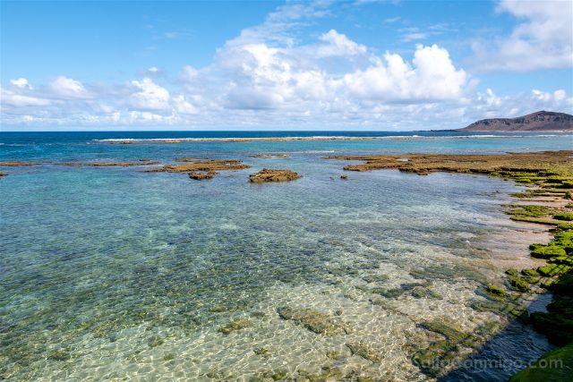 Las Palmas de Gran Canaria Playa Las Canteras Transparencia