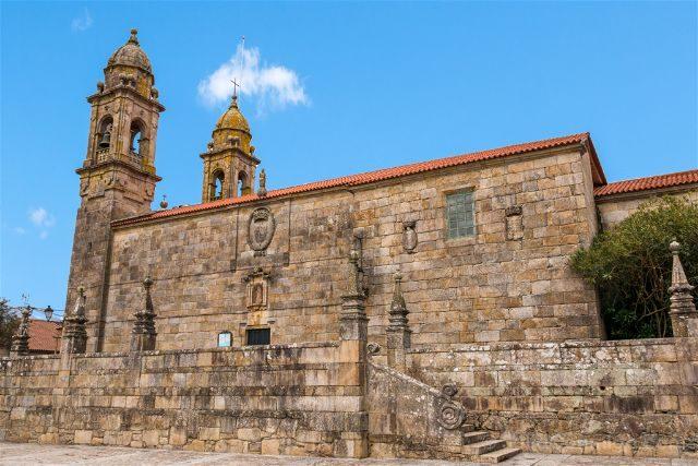 Rias Baixas Cambados Iglesia San Benito