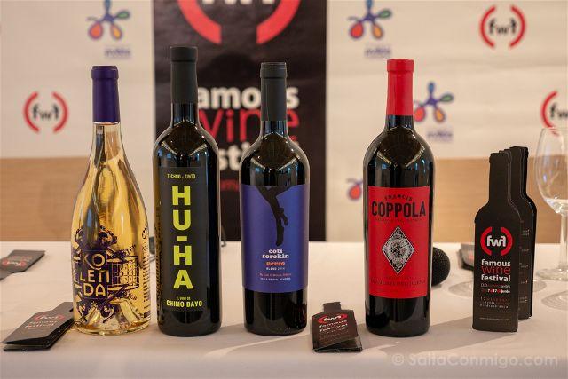 Asturias Aviles Famous Wine Festival