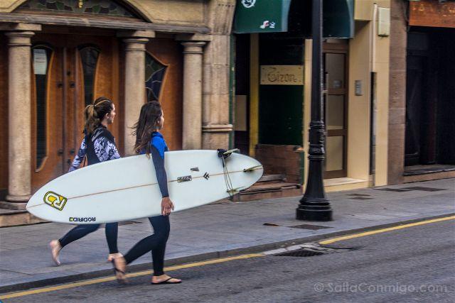 Asturias Gijón Surfers