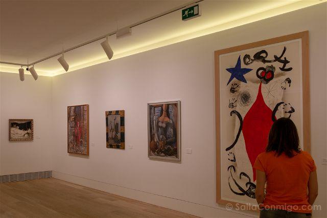 Asturias Oviedo Museo Bellas Artes