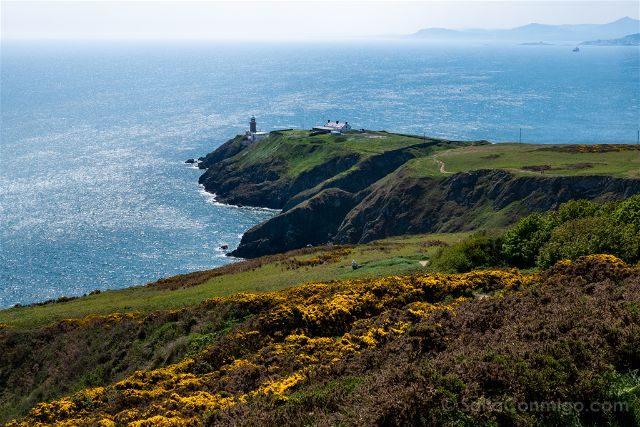 Irlanda Dublin Howth Faro