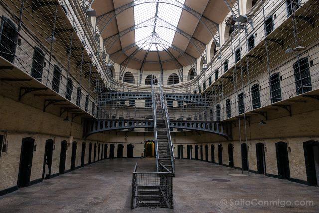 Irlanda Dublin Kilmainham Gaol