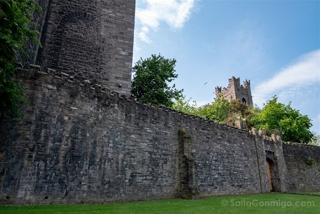 Irlanda Dublin Muralla