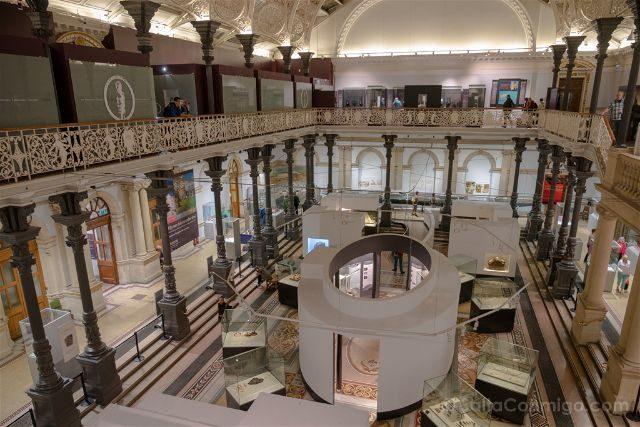 Irlanda Dublin Museo Arqueologia Edificio
