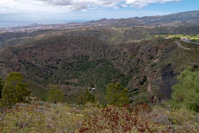 Las Palmas de Gran Canaria Caldera Bandama