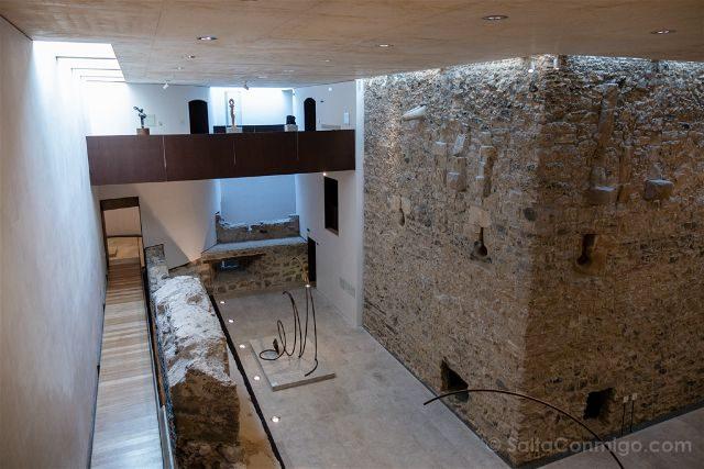 Las Palmas de Gran Canaria Castillo Luz Interior