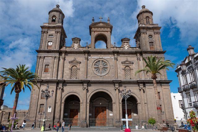 Las Palmas de Gran Canaria Catedral