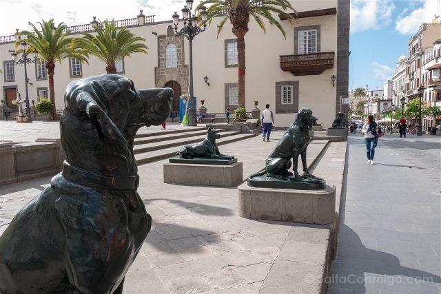 Las Palmas de Gran Canaria Guardias Santa Ana