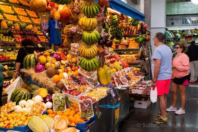 Las Palmas de Gran Canaria Mercado Vegueta