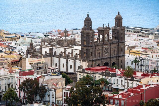 Las Palmas de Gran Canaria Mirador Catedral