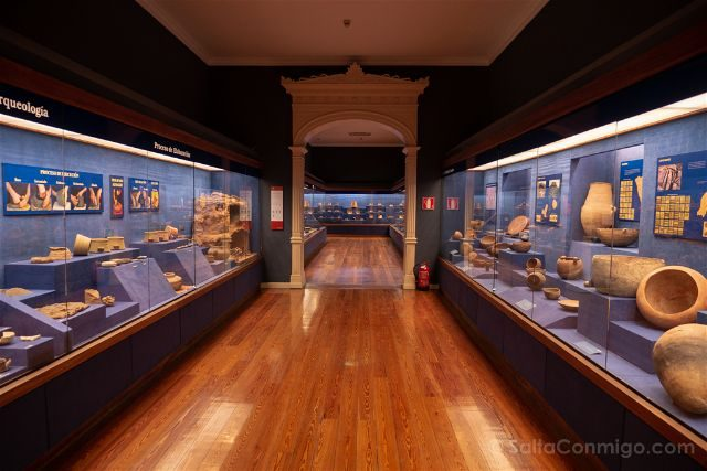 Las Palmas de Gran Canaria Museo Canario